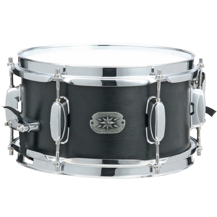 Birch Ply Snare Weathered Black