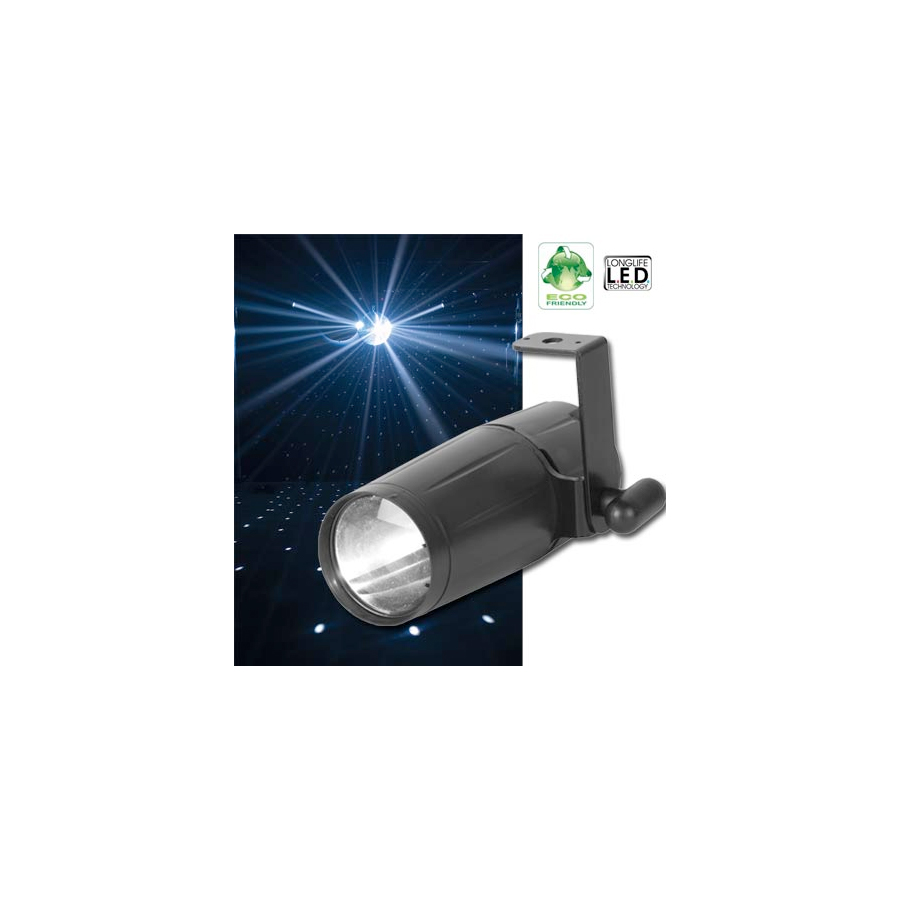 Pinspot LED Light