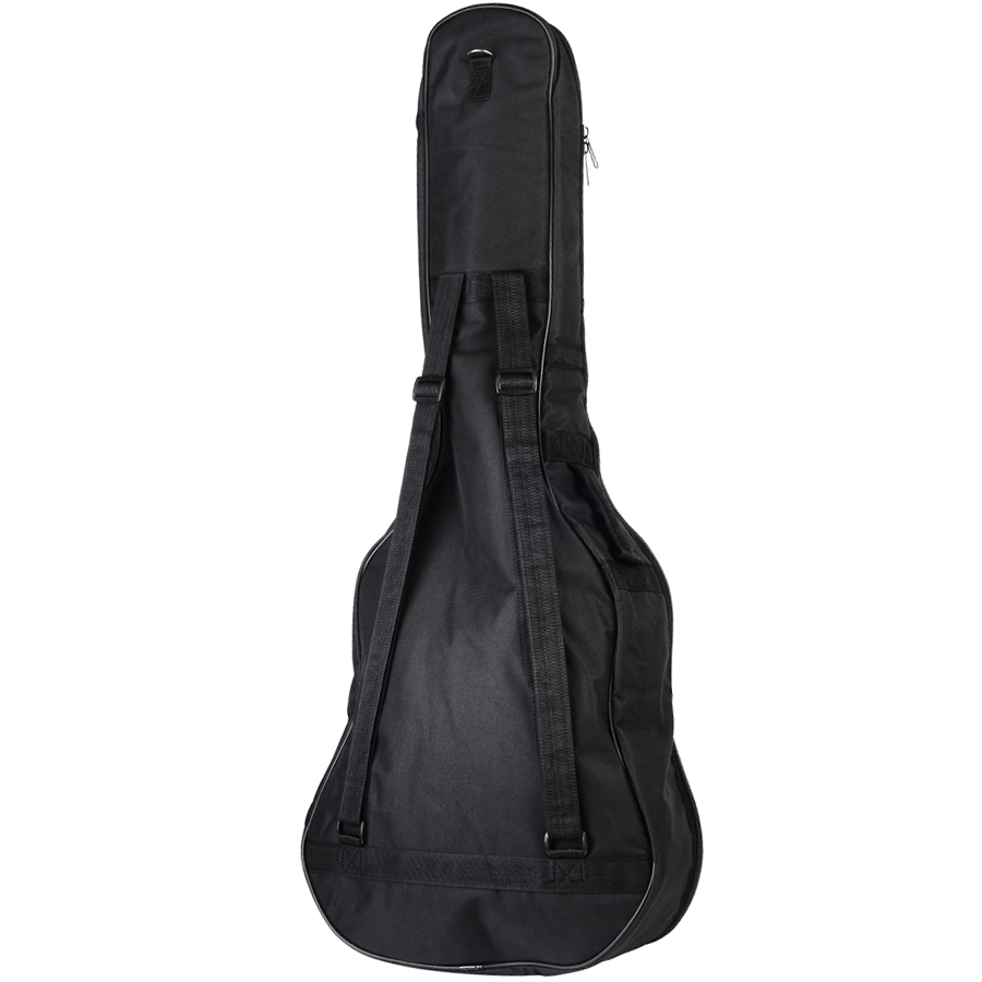 Henry Heller Standard Dreadnought Guitar Gigbag Rear View