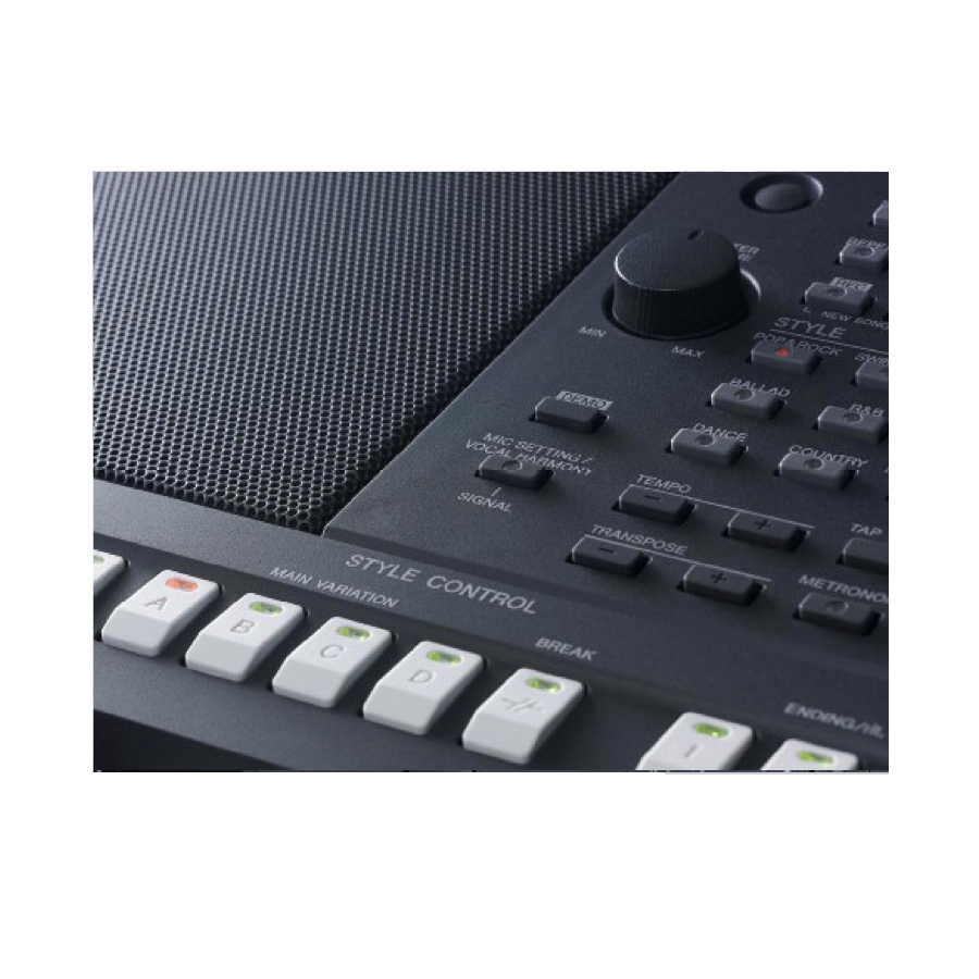 Yamaha PSR-S950 Detail View 2