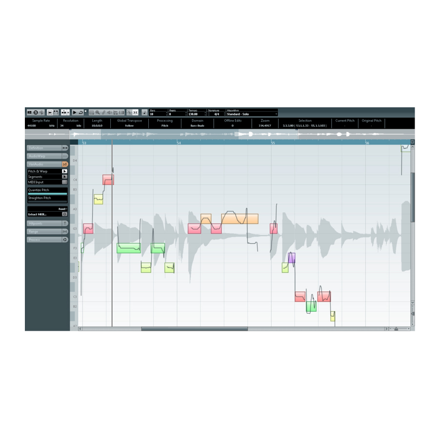 Steinberg Cubase 6.5 Professional Screenshot 3