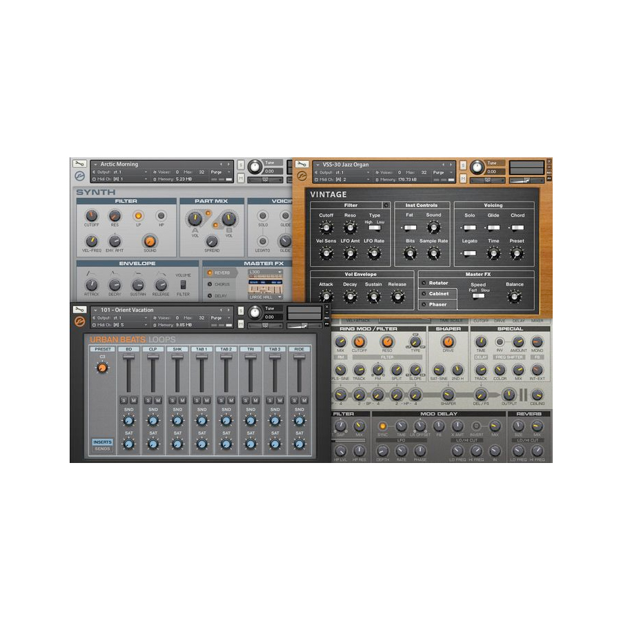 Native Instruments Komplete Audio 6 Screenshot 2