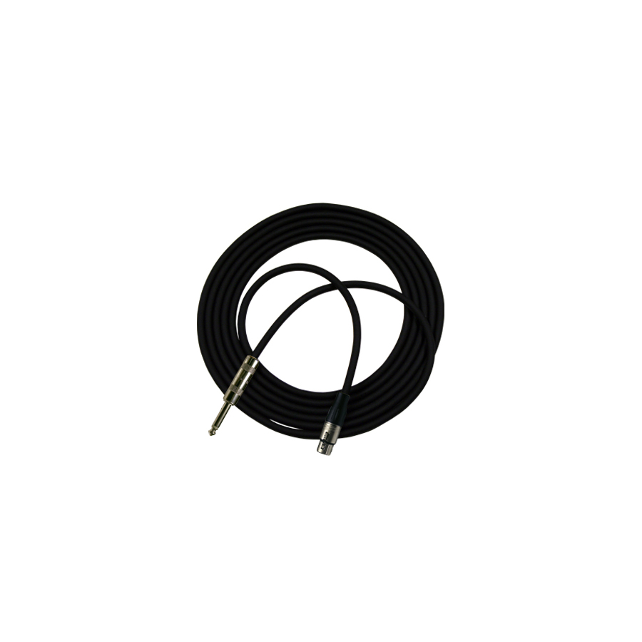 N1HZ 20 Ft Hi-Z Microphone Cable