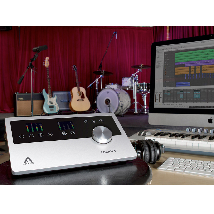 Apogee Quartet for iPad/Mac *Pre Order View 10