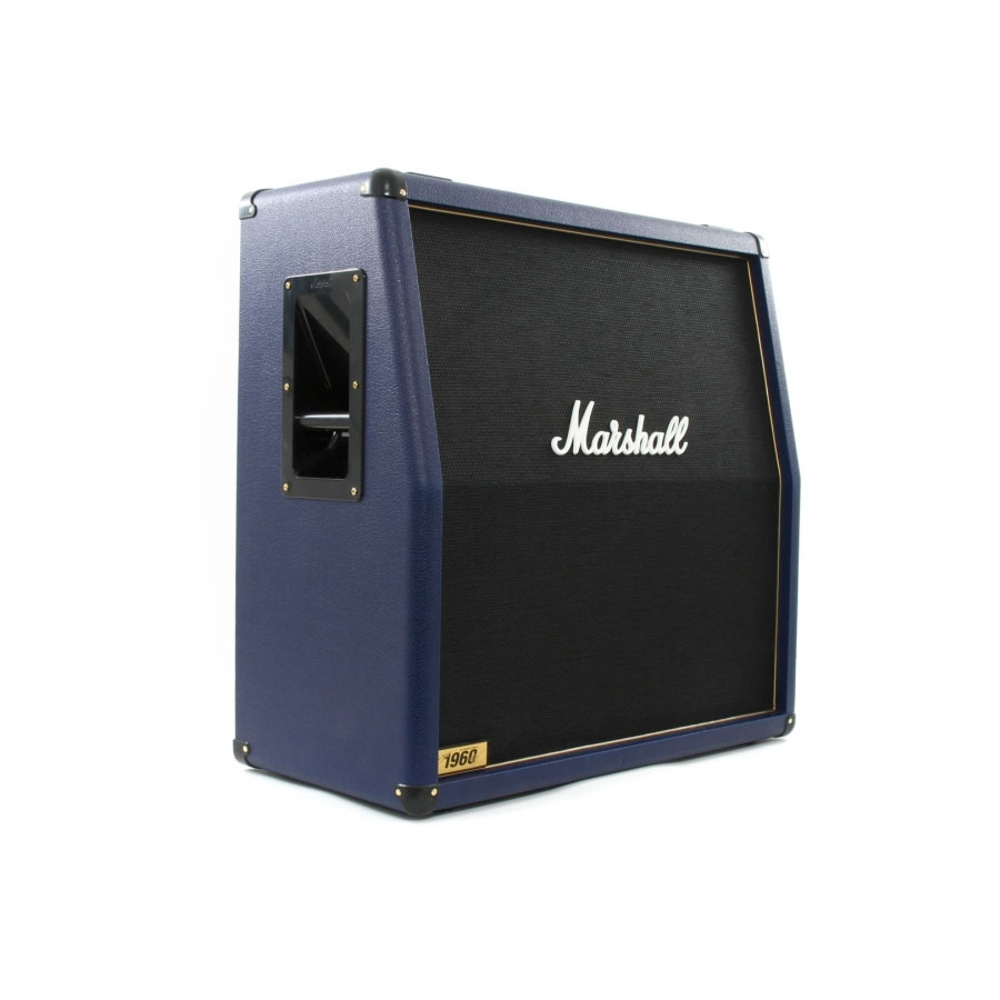 Joe Satriani Limited Edition Cabinet  - Blue