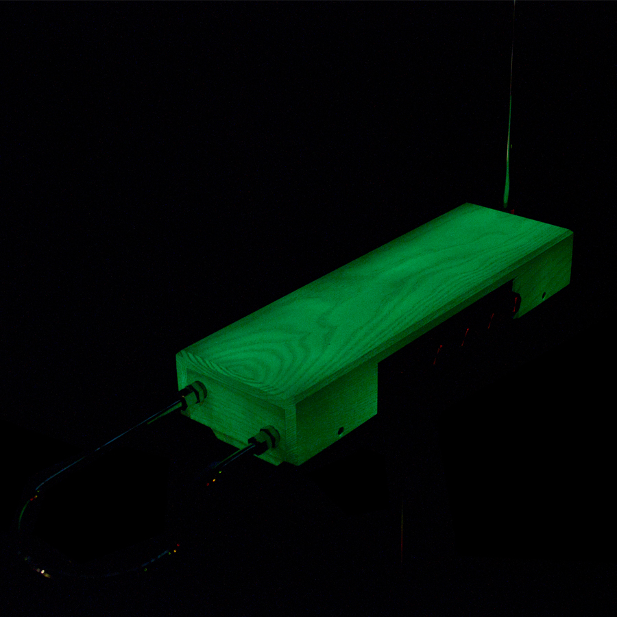 Moog LIMITED EDITION Glow-in-the-Dark Etherwave Theremin In Dark