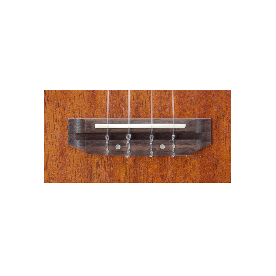 Takamine GUC1 Bridge Detail
