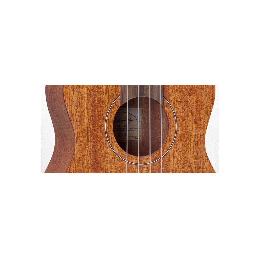 Takamine GUT1 Soundhole Detail