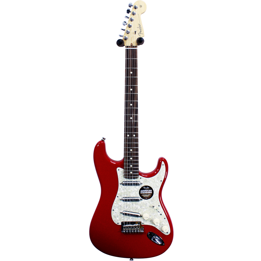 FSR American Standard Lipstick Stratocaster Torino Red