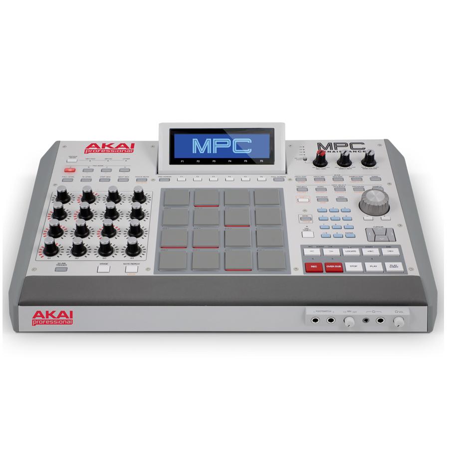 Akai Professional MPC Renaissance Controller Front Angled