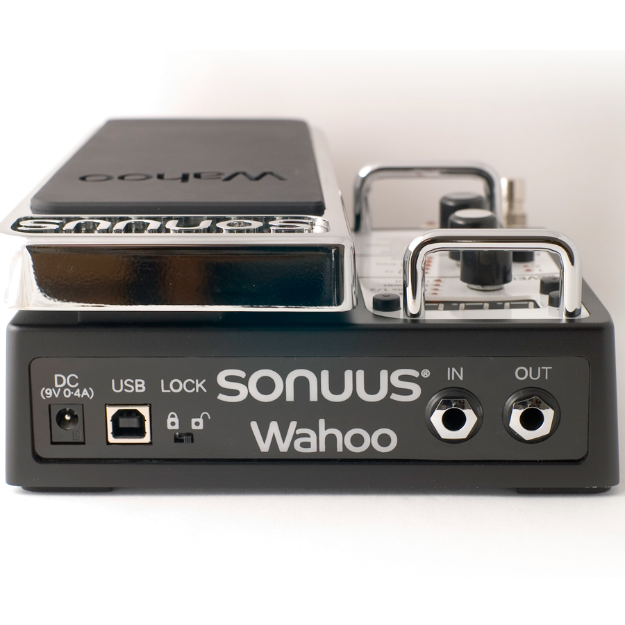 Sonuus Wahoo Rear View