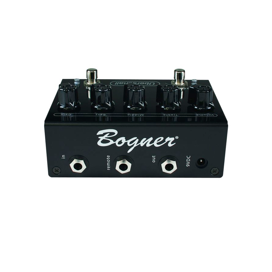 Bogner Uberschall Rear View