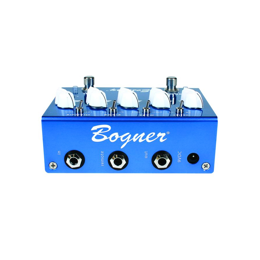 Bogner Ecstacy Blue Rear View