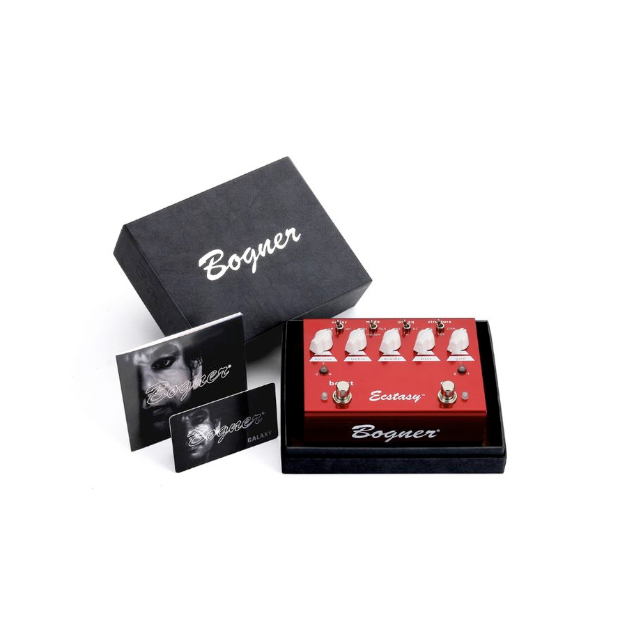 Bogner Ecstacy Red Packaging