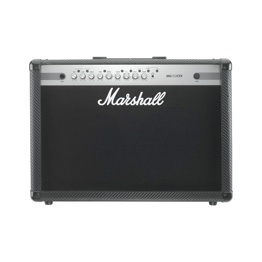 Marshall MG102CFX Angled View