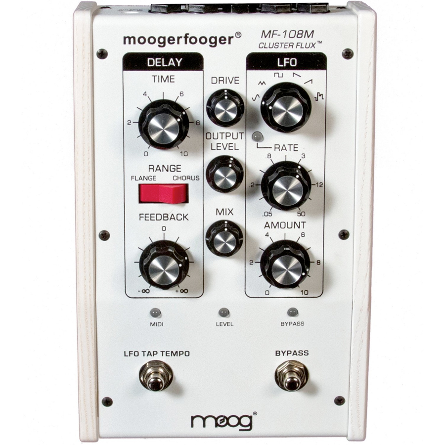 MF-108M Cluster Flux White