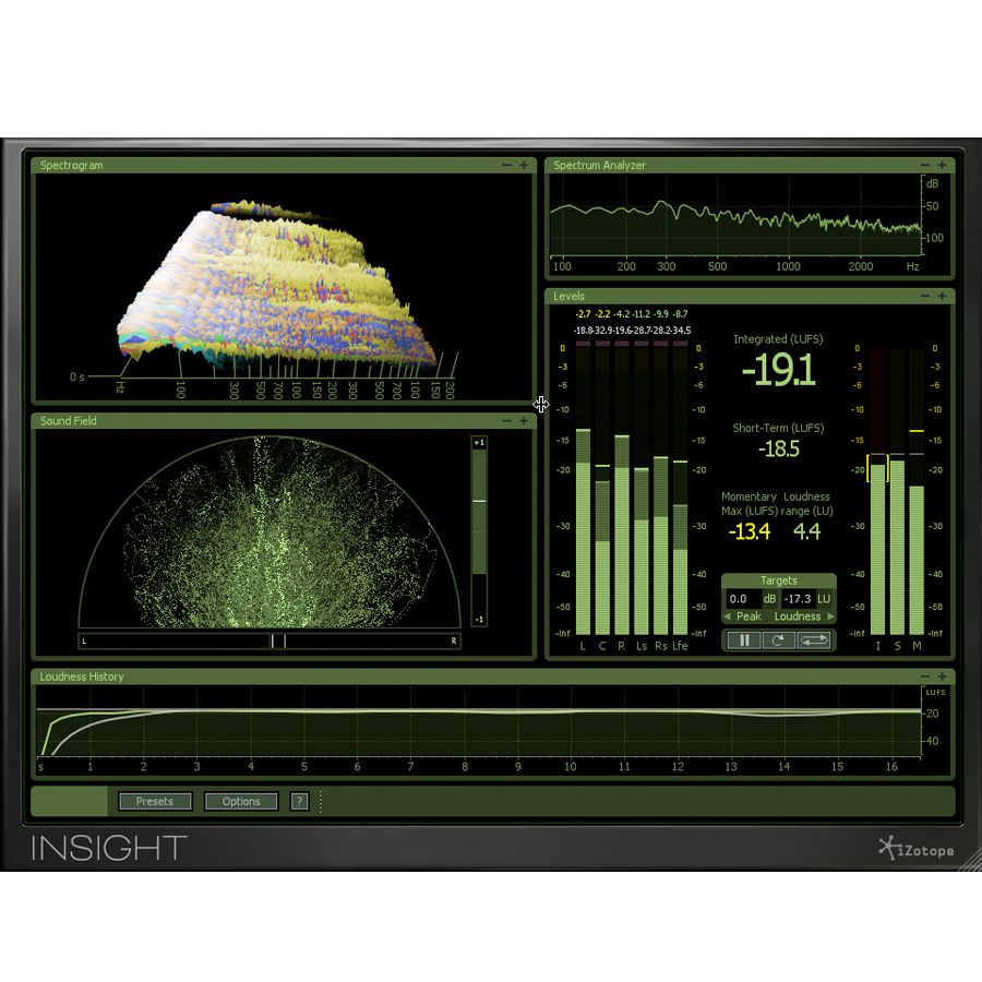 iZotope Insight Digital Download Screenshot 3