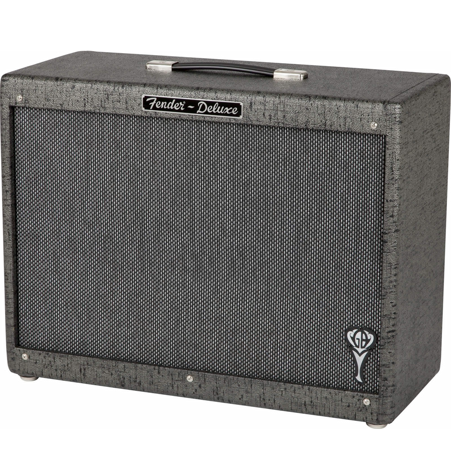 Fender GB Hot Rod Deluxe 112 Enclosure Angled View