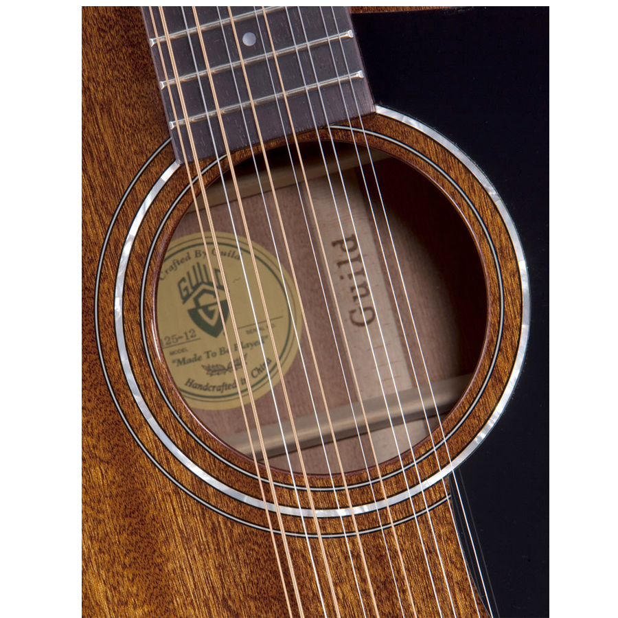 Guild D-125-12 Blemished Sounhole