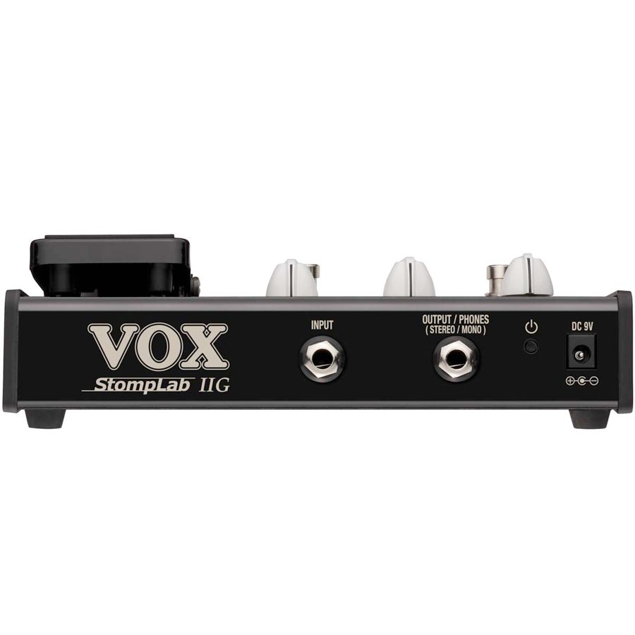 Vox StompLab 2G Rear View