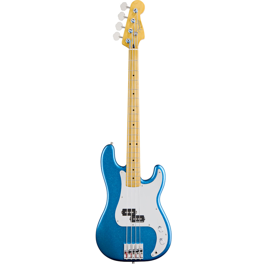 Steve Harris Precision Bass Royal Blue Metallic