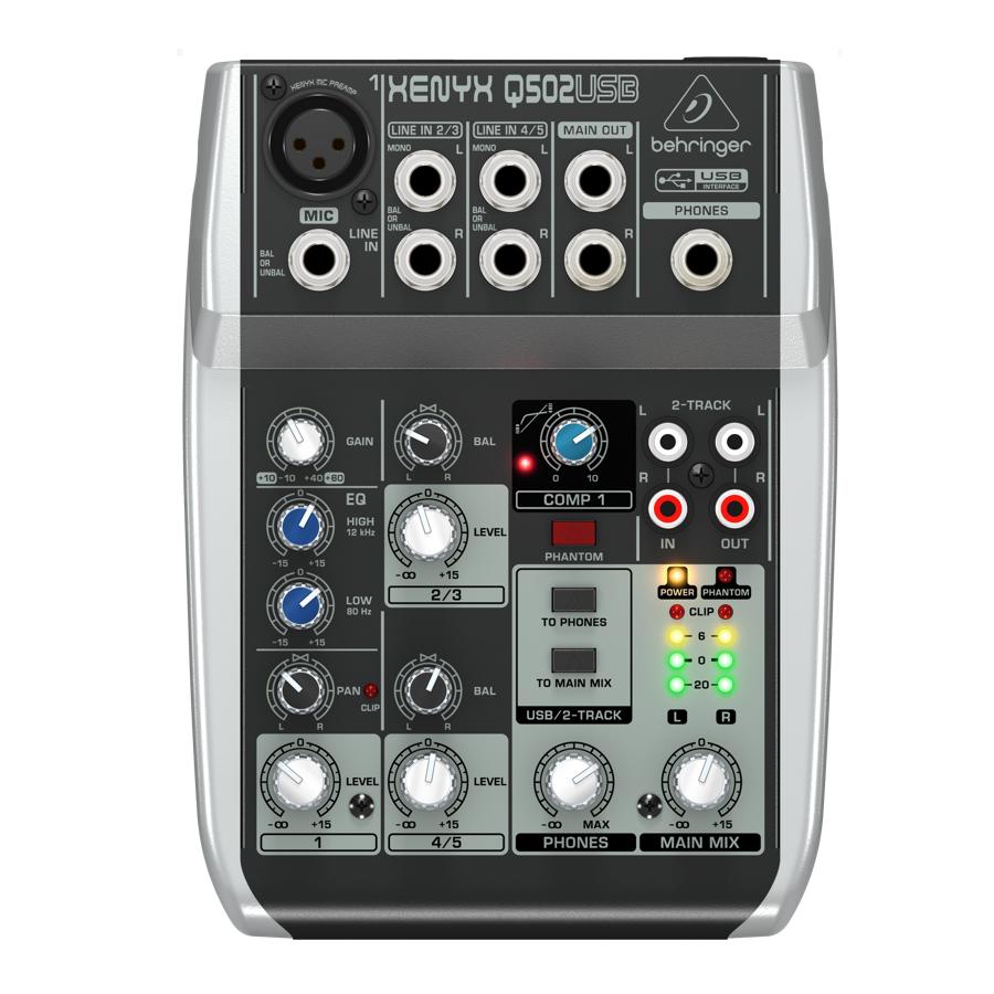 Q502 USB