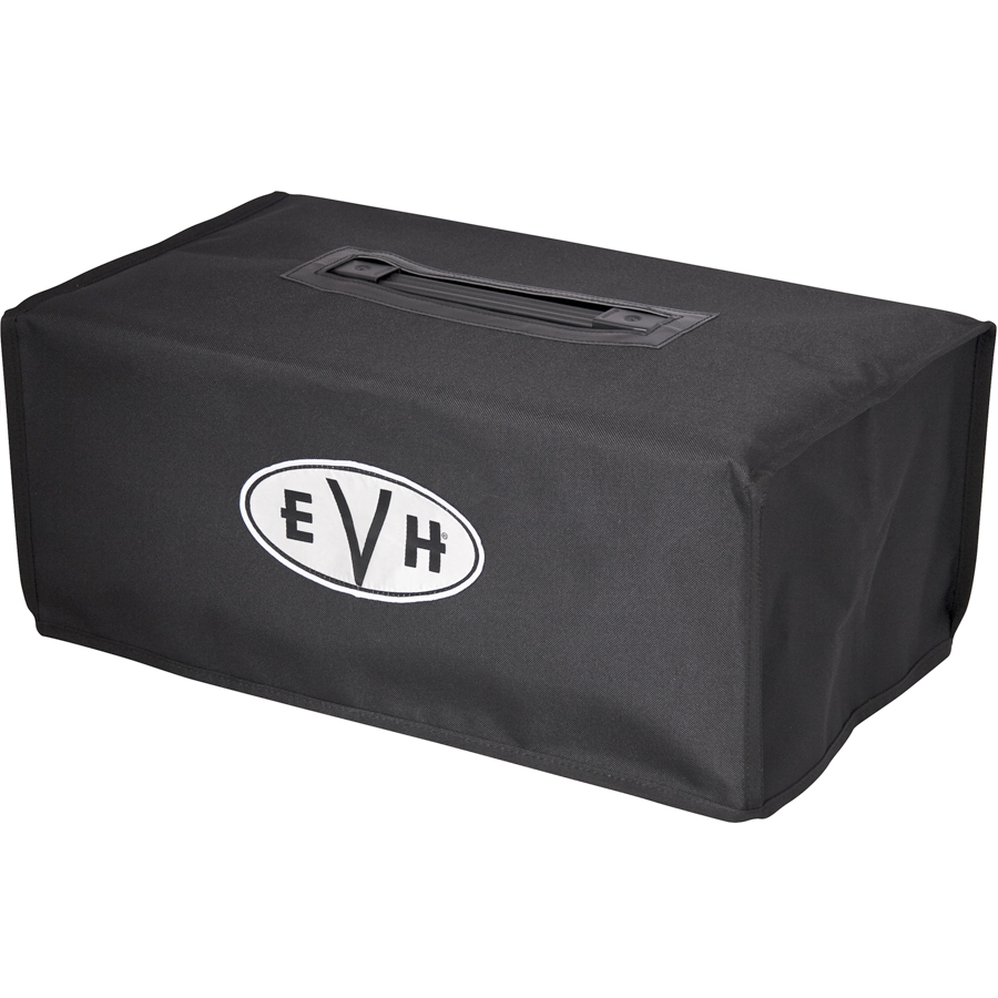 EVH 5150III 50 Watt Head Cover Angled View
