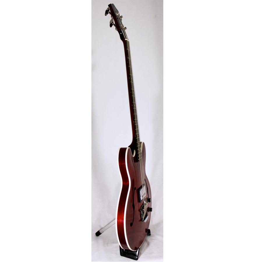 Guild GSR Starfire I Bass Cherry Red - No. 3 of 11 Angled