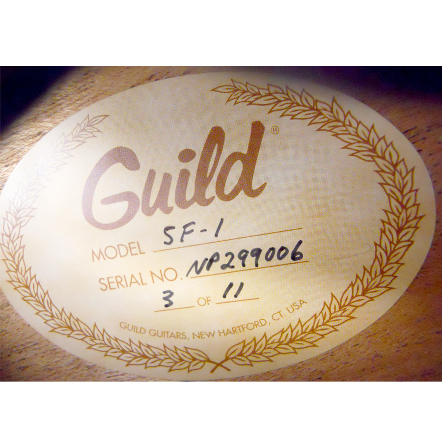 Interior Label