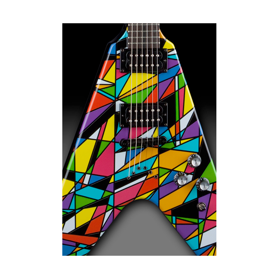 Dean Michael Schenker - KALEIDOSCOPE Body Detail