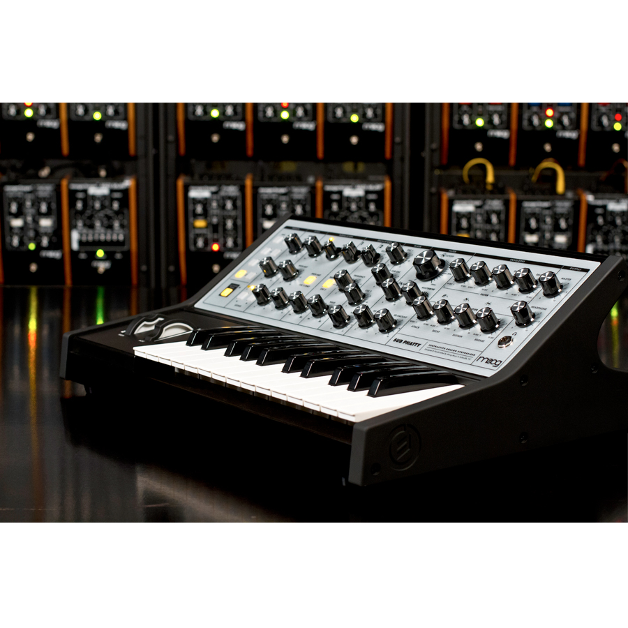 Moog Sub Phatty View 6