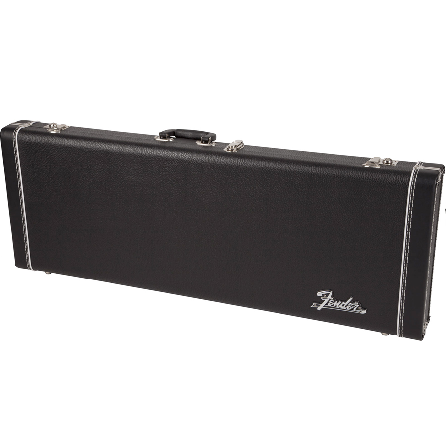 Pro Series Guitar Case - Black