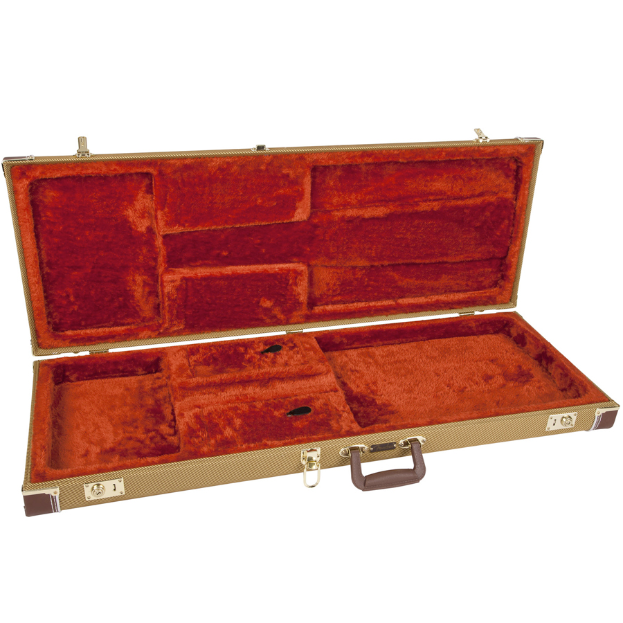 Pro Series Guitar Case - Tweed