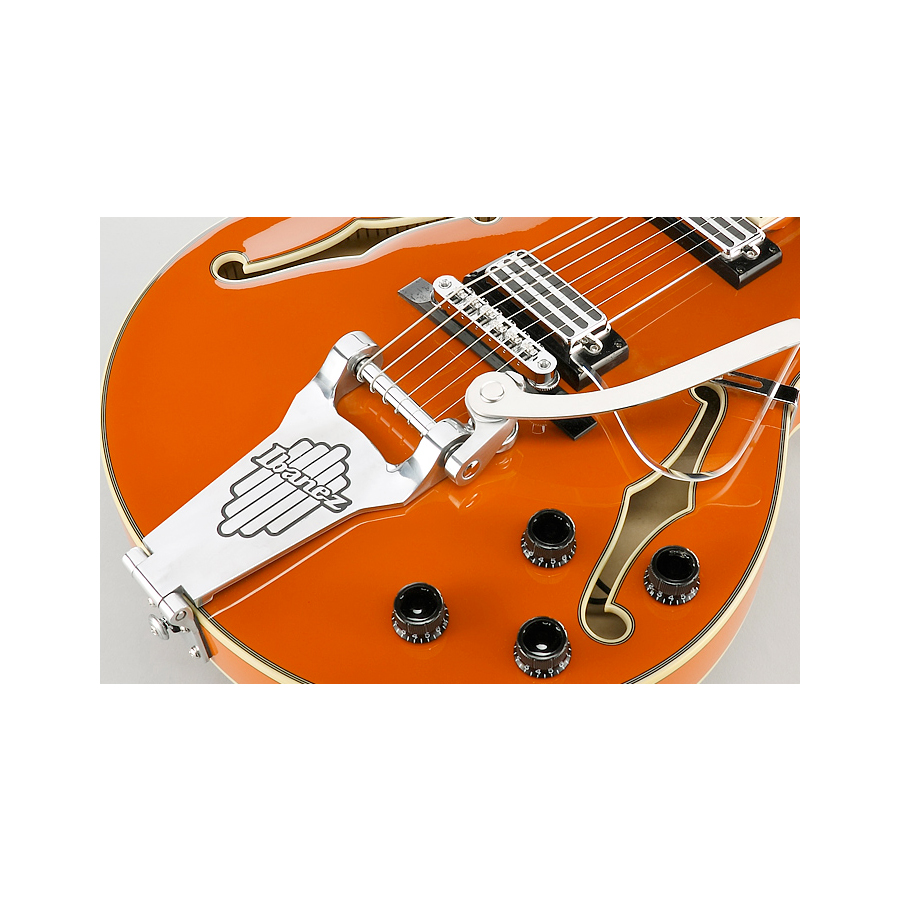 Ibanez AGR63TTLO Twilight Orange VBG70 Vintage Vibrato