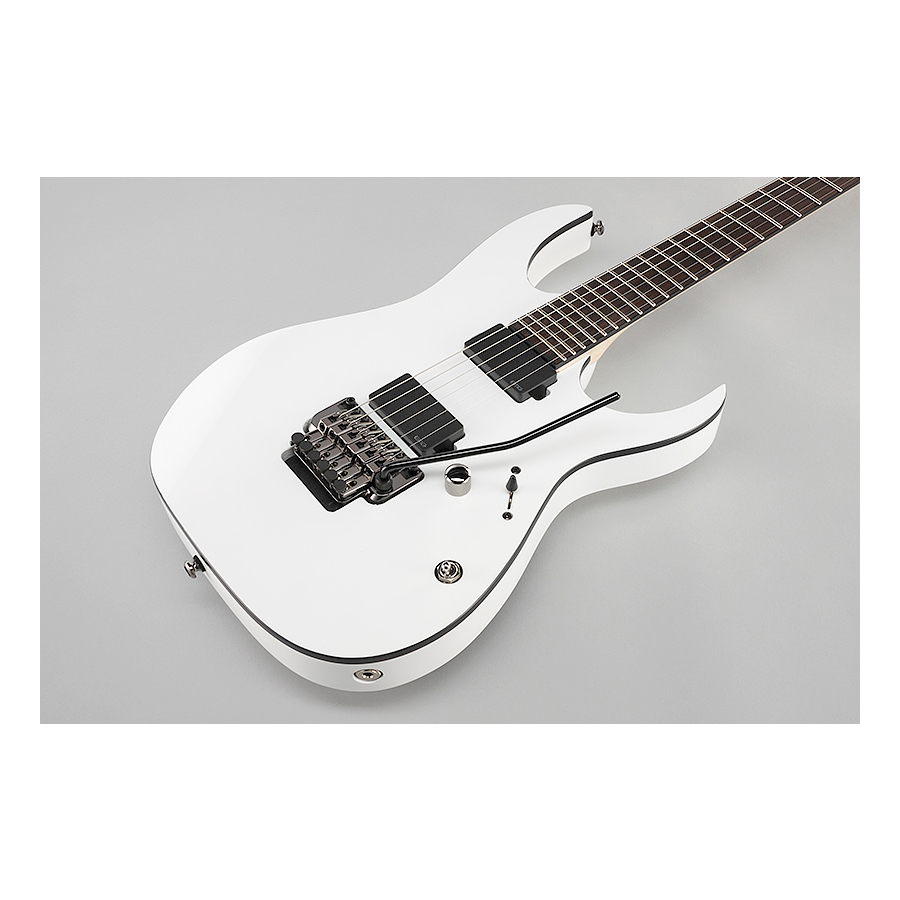 Ibanez RGIR20EWH White Body Detail