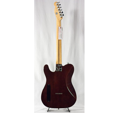 Fender Fender Select Telecaster HH Birdseye Maple Rear View