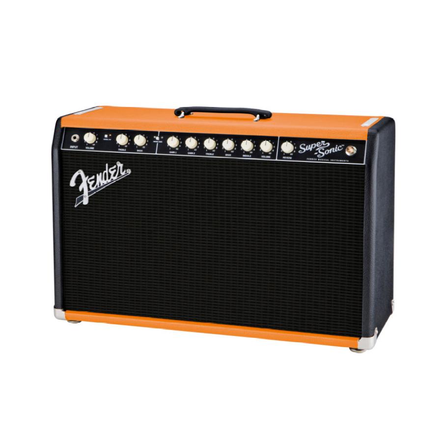 FSR Super Sonic 22 TT Black and Orange