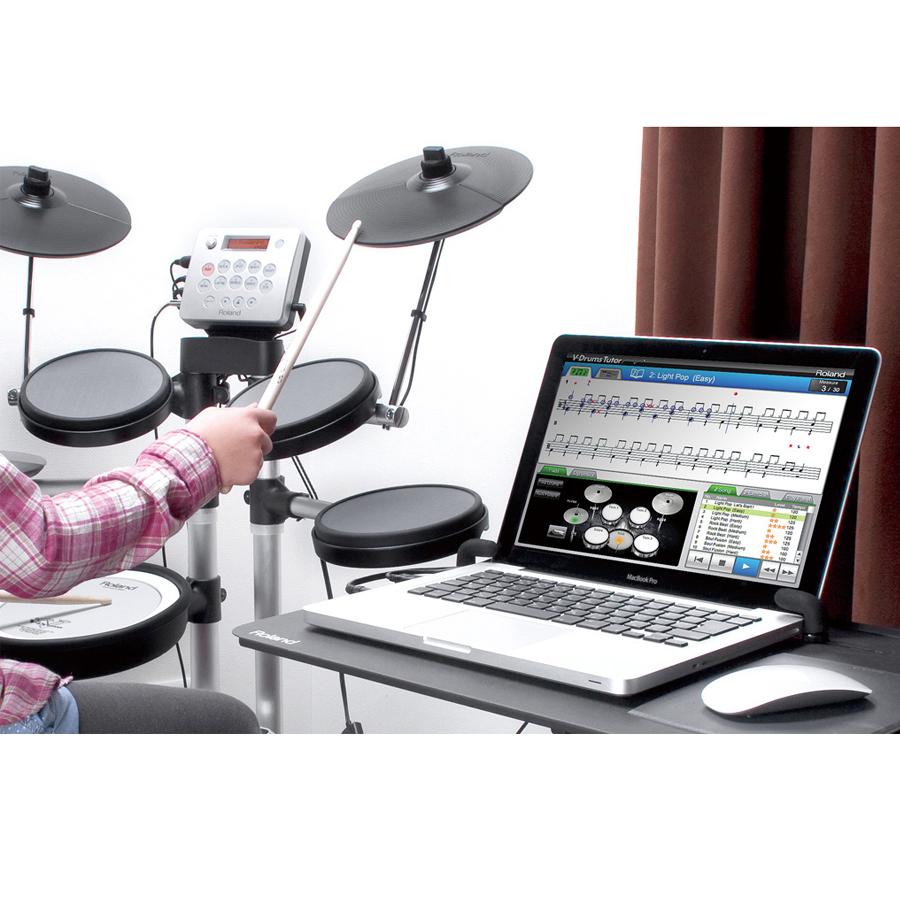 W/ V-Drums