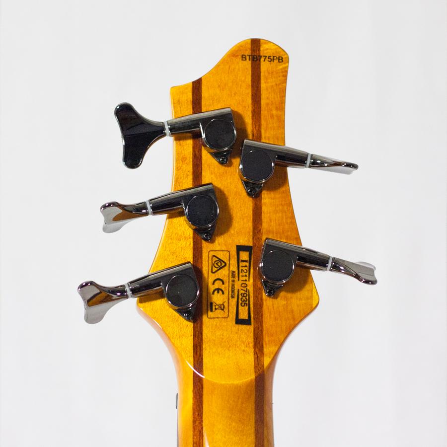 Rear Headstock