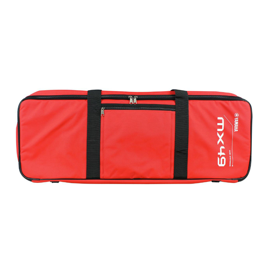 MX49 Bag Red