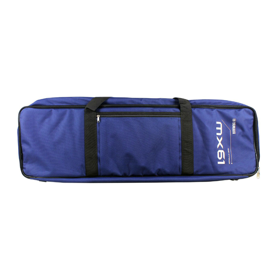 MX61 Bag Blue