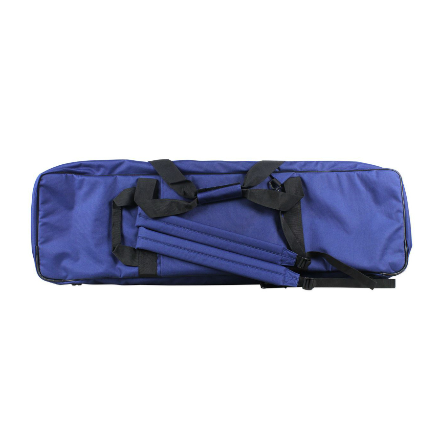 Yamaha MX61 Bag Blue Rear View