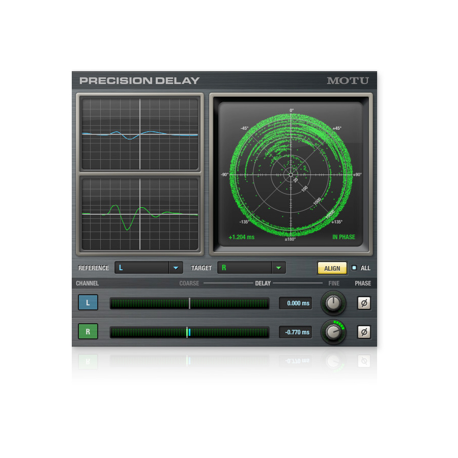 MOTU Digital Performer 8 Screenshot 4