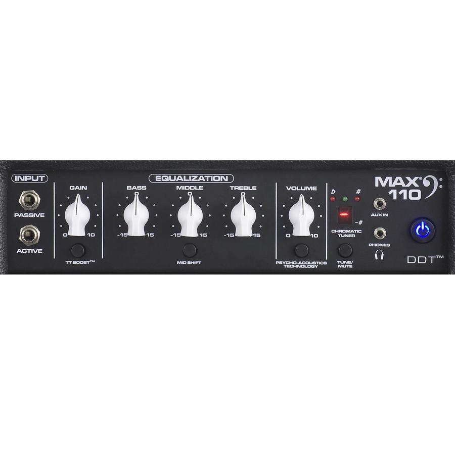 Peavey MAX 110 IIControls