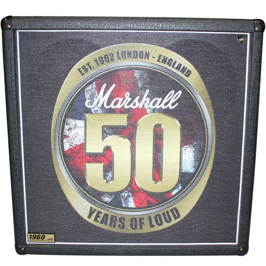 Marshall Custom Shop 50th Anniversary ART CS1960B-AN Front View