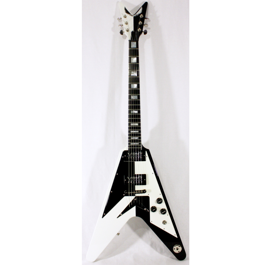 Dean USA Michael Schenker Signature V Retro Large View