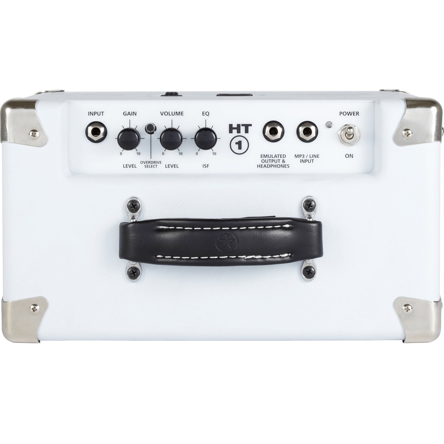 Blackstar HT-1RW Special Edition Combo Arctic WhiteAngled View
