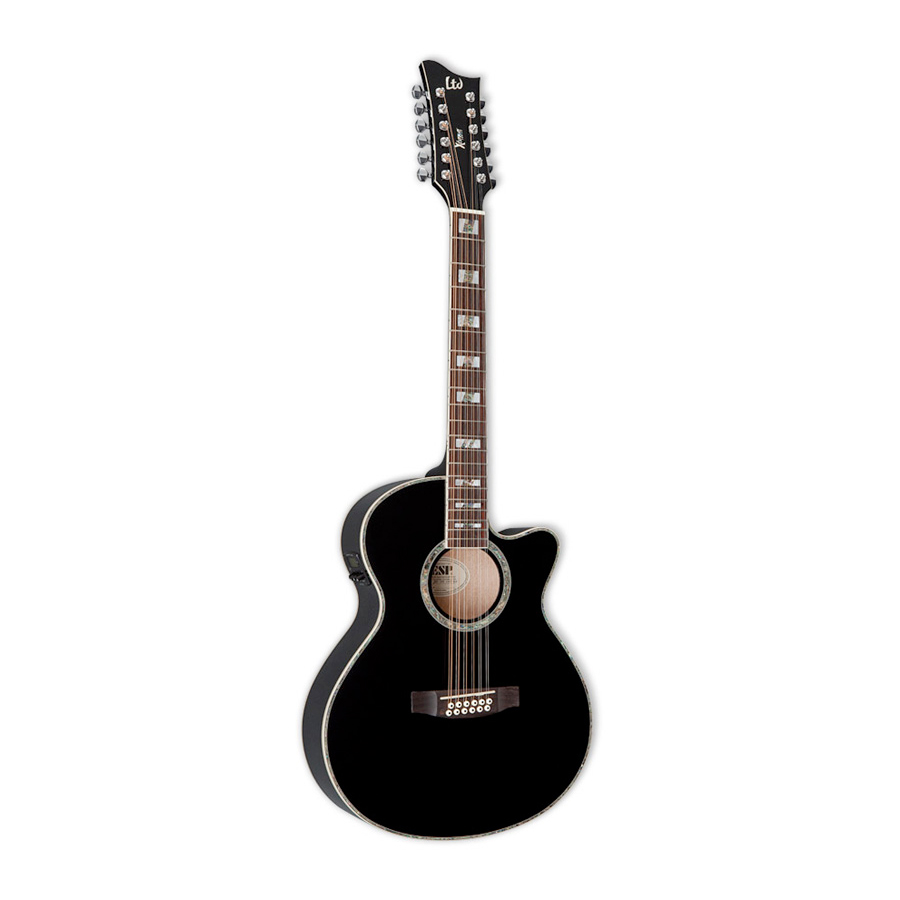 X-Tone AC-10E12 Black