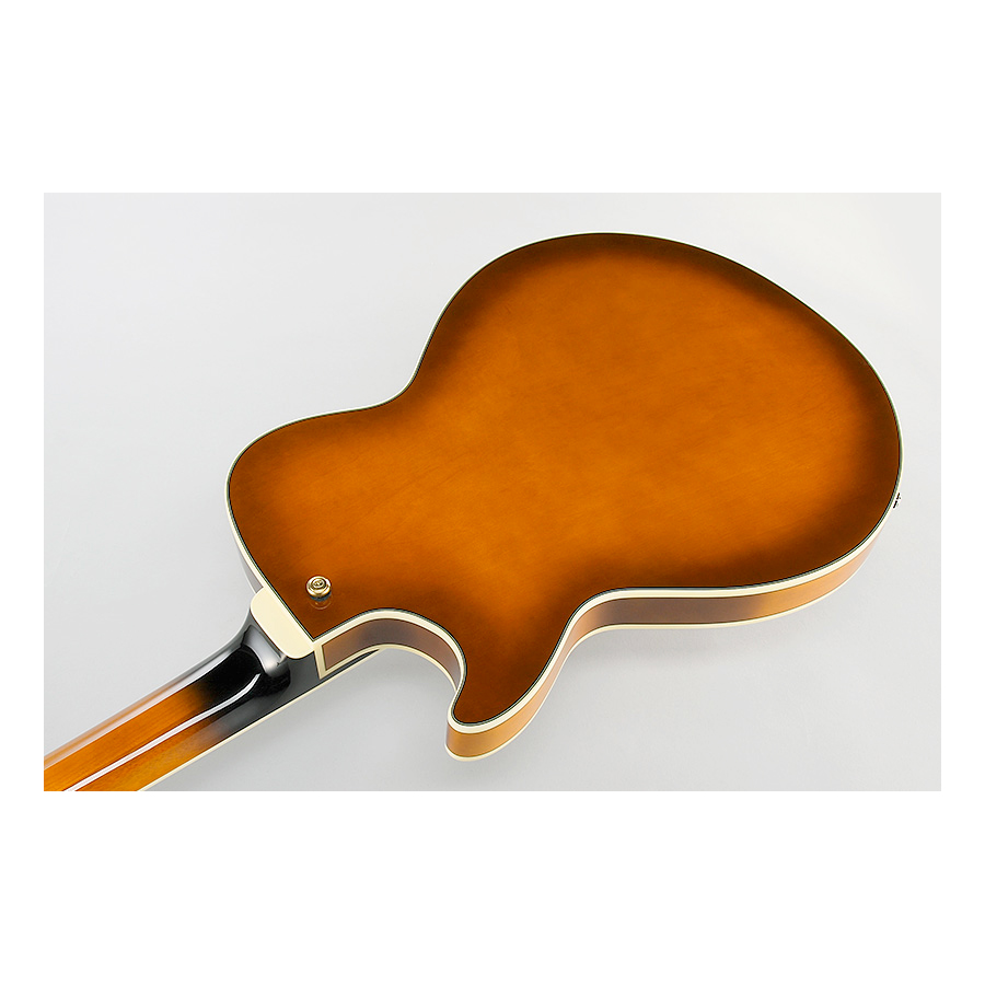 Ibanez Artcore AGB200 Violin Sunburst Rear Detail
