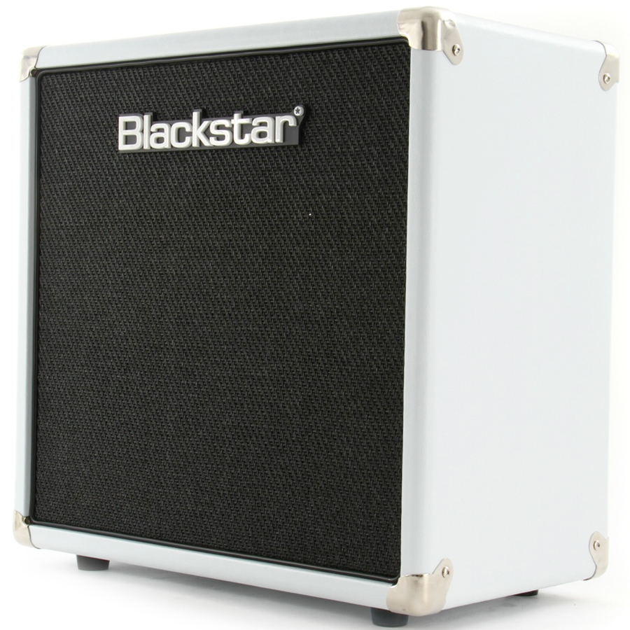 Blackstar HT-112W White Angled View